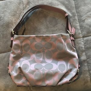 GenuineCOACH Lavender purse